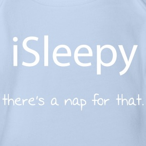 Sleepy Shirts - Organic Short-sleeved Baby Bodysuit