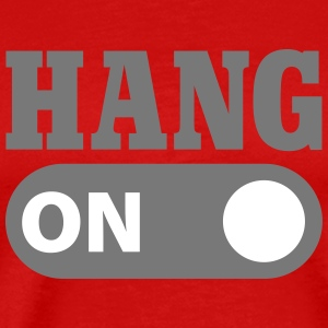 Hang on T-shirts - Premium-T-shirt herr