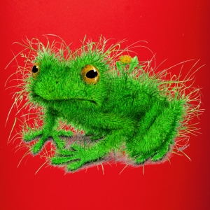 Grass Frog - Full Colour Mug