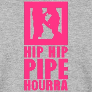 hip hip pipe hourra 1 Sweat-shirts - Sweat-shirt Homme