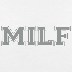 Milf T-Shirts - Women's V-Neck T-Shirt