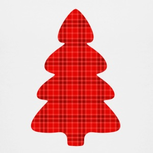Christmas tree tartan Shirts - Kids' Premium T-Shirt
