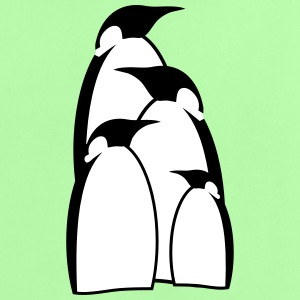 Pinguin Familie T-Shirts - Baby T-Shirt