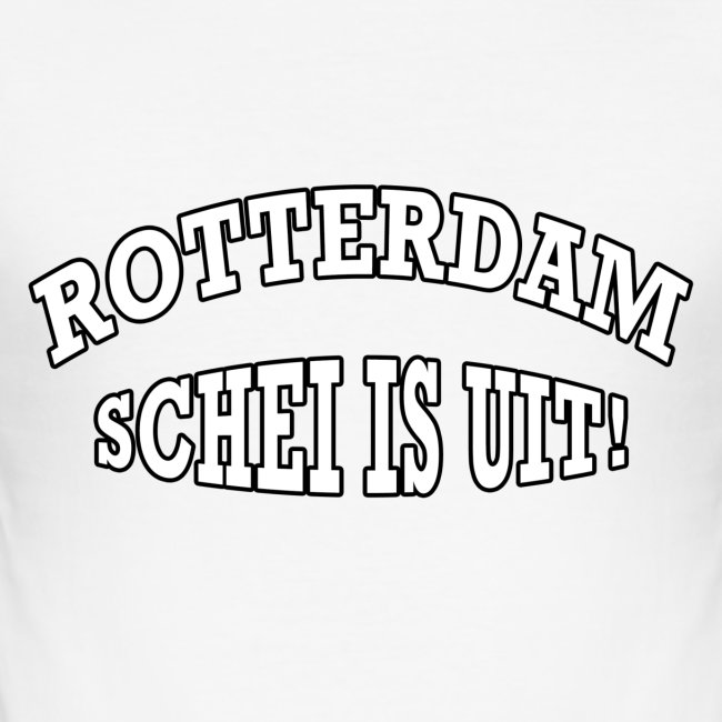 Rotterdam - Schei is uit!