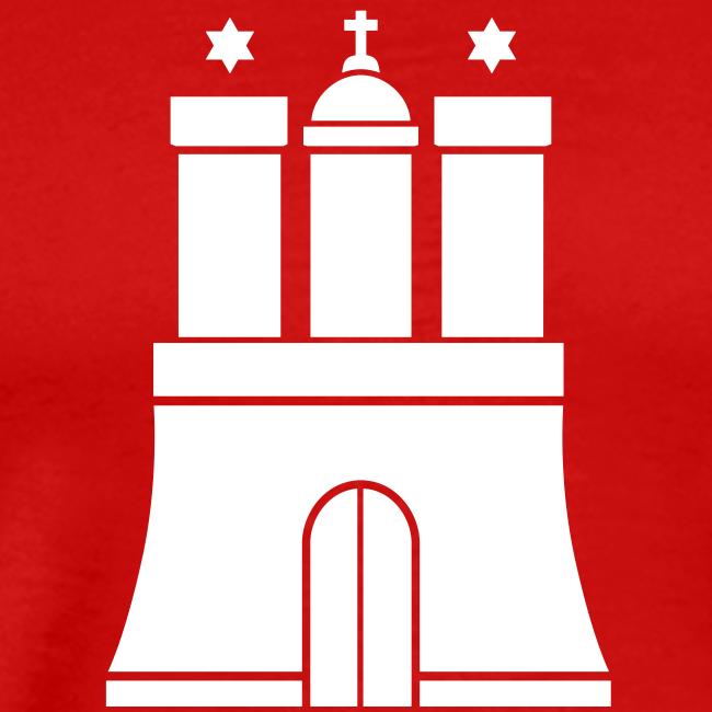 Hamburger Wappen S-5XL T-Shirt