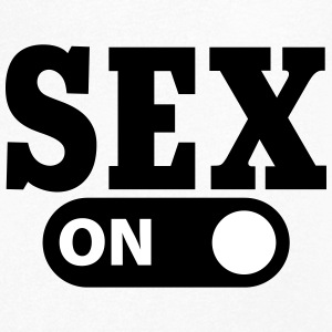 Sex on Tee shirts - T-shirt Homme col V