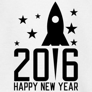 Happy New Year 2016 Shirts - Teenage T-shirt