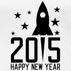 Happy New Year 2015 Tee shirts - T-shirt Premium Femme