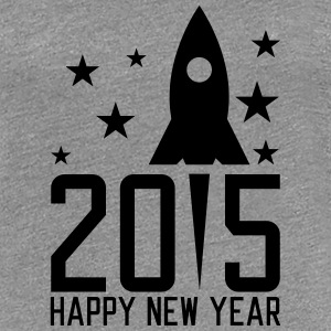 Happy New Year 2015 T-Shirts - Women's Premium T-Shirt