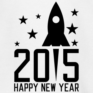 Happy New Year 2015 T-shirts - Teenager-T-shirt