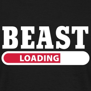 beast loading T-Shirts - Men's T-Shirt