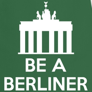 Be A Berliner Delantales - Delantal de cocina