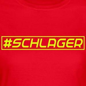 #SCHLAGER T-Shirt Women - Frauen T-Shirt