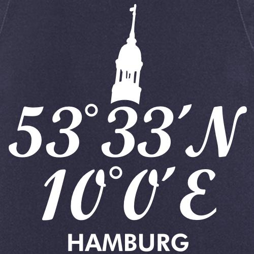 Hamburg Koordinaten Längengrad Breitengrad