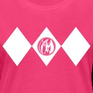 Motiv ~ Pink Ranger - Frauen