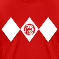 Motiv ~ Red Ranger - Männer