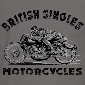 British motor - Men's Ringer Shirt