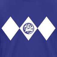 Motiv ~ Blue Ranger - Männer