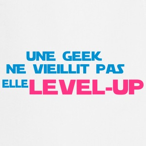UNE GEEK elle level up Tabliers - Tablier de cuisine
