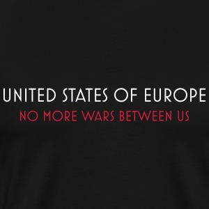 United States of Europe - T-shirt Premium Homme