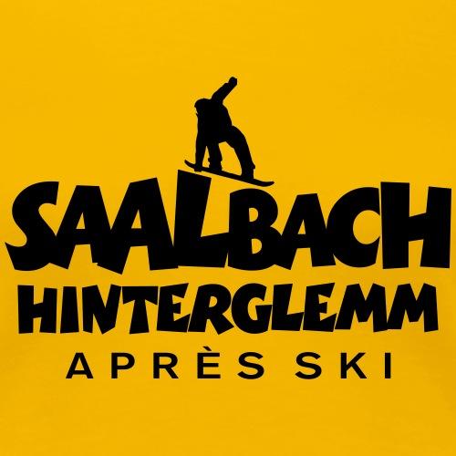 Saalbach-Hinterglemm Snowboard Design
