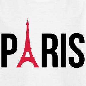 I love Paris, Paris mit Eifelturm T-Shirts - Teenager T-Shirt