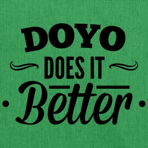 DOYO, Do Yourself does it better, machs dir selbst Bags & Backpacks - Shoulder Bag made from recycled material