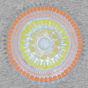 Mandala-T-Shirt Achtsamkeit - Teenager Premium T-Shirt