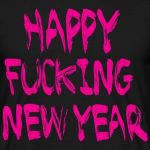 New Year T-Shirts - Männer T-Shirt