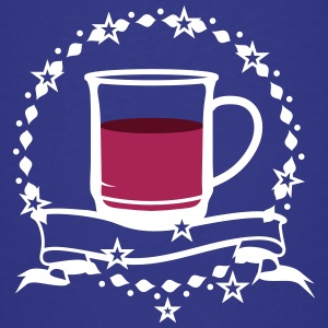 A cup of hot mulled wine Shirts - Kids' Premium T-Shirt