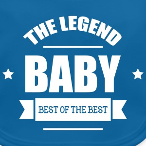 Baby, The Legend Accessories - Baby økologisk hagesmæk