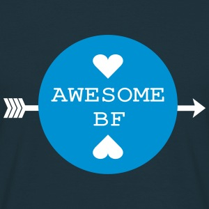 Awesome BF couple Men's T-Shirt - Men's T-Shirt