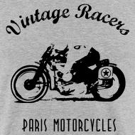 Motif ~ Classic Cafe Racer T-shirt White