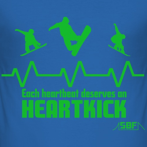 Heartbeat Snowboard