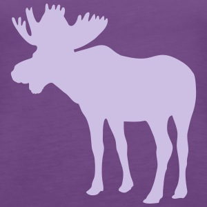 Elg - Moose Topper - Premium singlet for kvinner