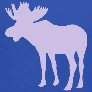 moose Tops - Women's Tank Top by Bella