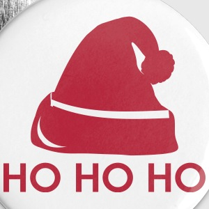 Ho Ho Ho Buttons - Buttons klein 25 mm