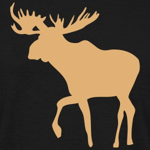Moose Tee shirts - T-shirt Homme