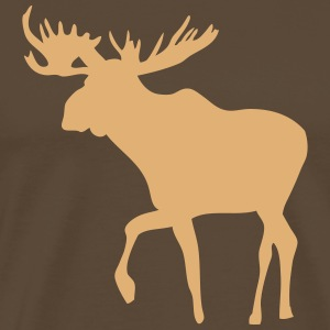 Moose T-Shirts - Men's Premium T-Shirt
