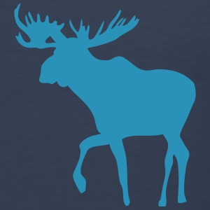 Moose Tank Tops - Men's Premium Tank Top
