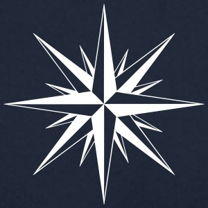 Compass, maritime, sailing Hoodies & Sweatshirts - Contrast Colour Hoodie