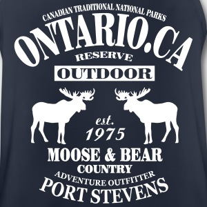 Canada - Moose & Bear Country Sports wear - Men's Breathable Tank Top