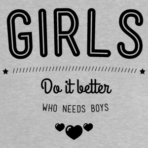 Girls do it better Skjorter - Baby-T-skjorte