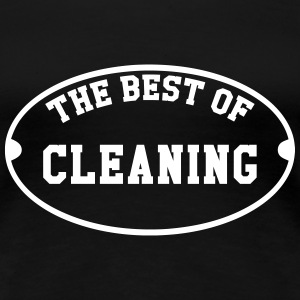 The Best of Cleaning  T-shirts - Vrouwen Premium T-shirt