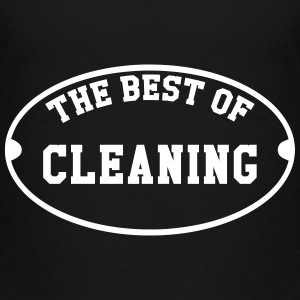 The Best of Cleaning  Camisetas - Camiseta premium niño
