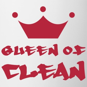 Queen of Clean Mokken & toebehoor - Mok