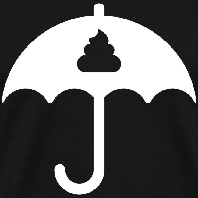 Sh*t Umbrella Tee - Male