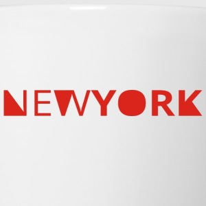 new york - Tasse