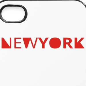 newyork Phone & Tablet Cases - iPhone 4/4s Hard Case