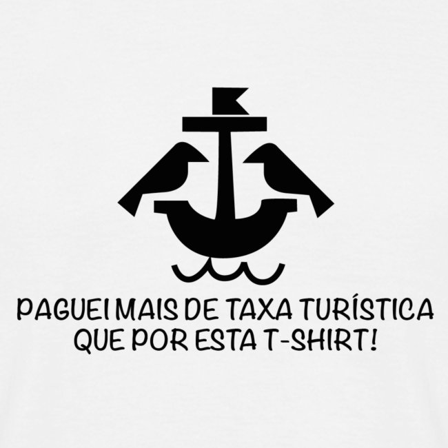 T-Shirt Taxa Costa